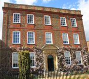 National Trust, Peckover House, Wisbech.