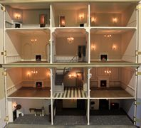 dolls house interiors. Georgian dolls house interior  Anglia Dolls Houses ready to move in